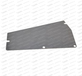 Cover plate for steering (700.1.47.033.1)
