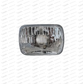 Headlight H4 with parking light, Fiat 126