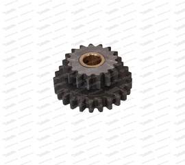 Double return wheel Puch 500/650 Z = 17/25 (501.1.2205.2)