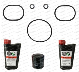Engine service kit Fiat 126 Puch from 1972-1975