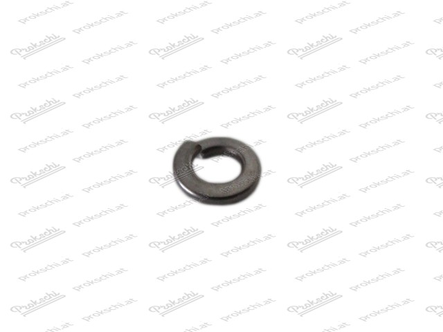 Federring M6 (A2) Niroster für Druckplattenbefestigung