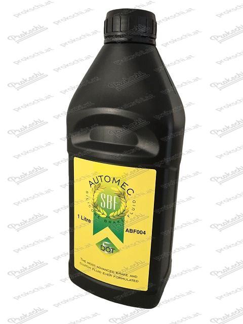 Silikonbremsflüssigkeit DOT5 - 1,00 Liter Kanne