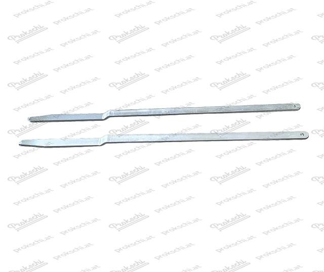 Satz Stangen für lange Faltdachschere (Steyr Puch 500/650)
