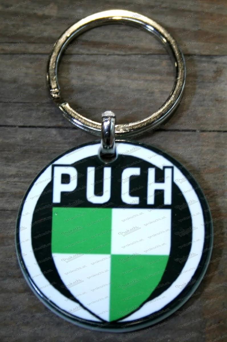 Puch Logo – Schlüsselanhänger