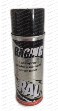 Kwasny Racing RAL 9005 Tiefschwarz