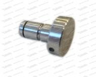 Umlenkrolle für Gaszug (Aluminium)
