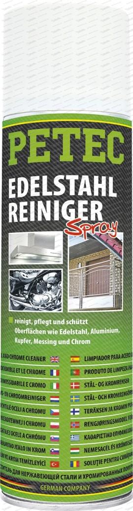Edelstahlreiniger Spray 500ml