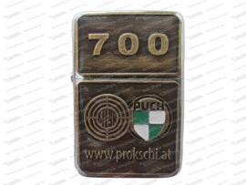 Benzin Sturmfeuerzeug Puch 700