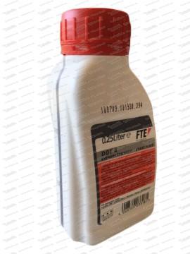 Bremsflüssigkeit DOT4 - 0,25 Liter Kanne (FTE)