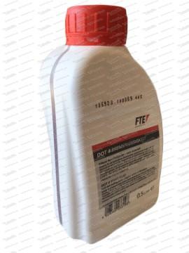 Bremsflüssigkeit DOT4 - 0,50 Liter Kanne (FTE)