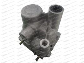 Getriebedeckel mit WD-Ring (126)