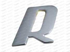 Schriftzug: R