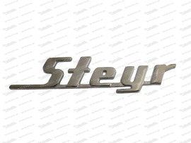 Schriftzug: STEYR