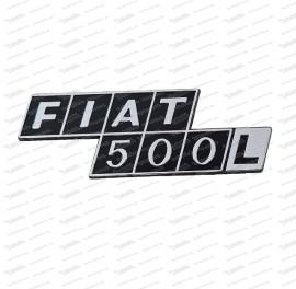 Heckemblem Fiat 500 L (Kunststoff)