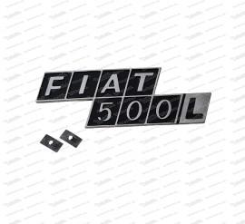 Heckemblem Fiat 500 L (Metall)