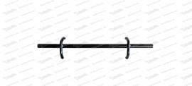 Stoßstange vorne, Haflinger (700.2.84.000.0)