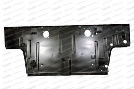 Reparaturblech unter Benzintank (Kofferraum) F/L