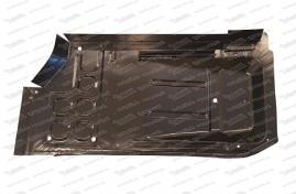 Bodenplatte rechts mit Schwelleransatz, 500 F/L/R/S/126