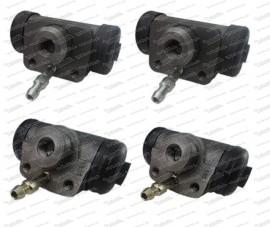 Puch Radbremszylinderset  2x 15,87 / 2x 22,20mm