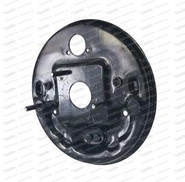 Bremsträgerplatte vorne rechts, 98er Lochkreis 2. Serie Fiat