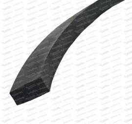 Dichtstreifen zur Bordwand 18x8 per meter (700.1.74.307.8)