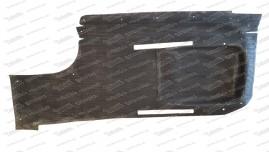 Gummimatte für Bodenplatte rechts, Combi