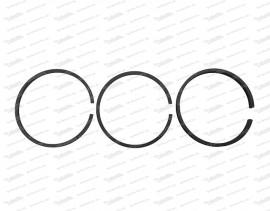 Satz Kolbenringe für 81 mm