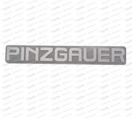 """Schriftzug """"Pinzgauer"""" - blank (711.1.71.100.2)"""
