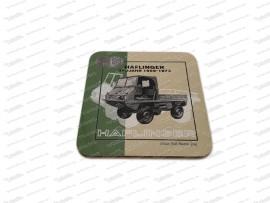 Untersetzer 2er Pack - Steyr Puch Haflinger