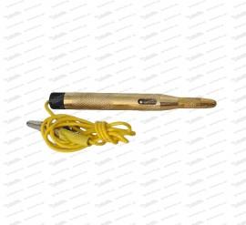 Spannungsprüfer Metall 6V-12V-24V
