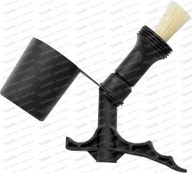 Ersatzpinsel für Hochtemperatur Multimontagepaste