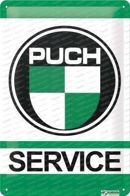 Puch Service - Kühlschrankmagnet
