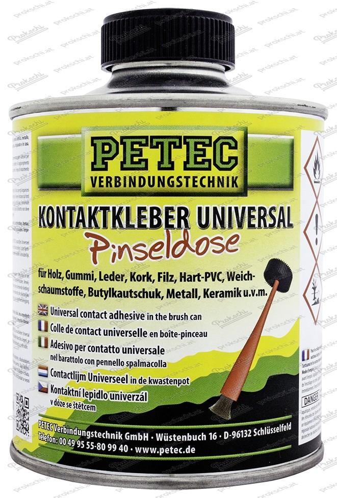 Adesivo per contatto  universale - Barattolo con pennello da 350 ml
