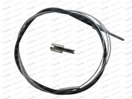 Câble d'accélérateur pour 1966-1968 (Europa Puch avec 32 carburateurs Zenith)