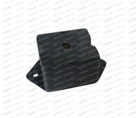 Support en caoutchouc pour suspension du moteur et de la boîte de vitesses, renforcé à l'intérieur (501.1.1302)