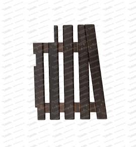 Holzrost für Wanne ÖBH, links vorne