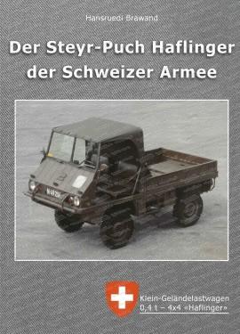 Der Steyr Puch Haflinger der Schweizer Armee
