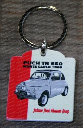 Steyr Puch 650 TR - porte-clés